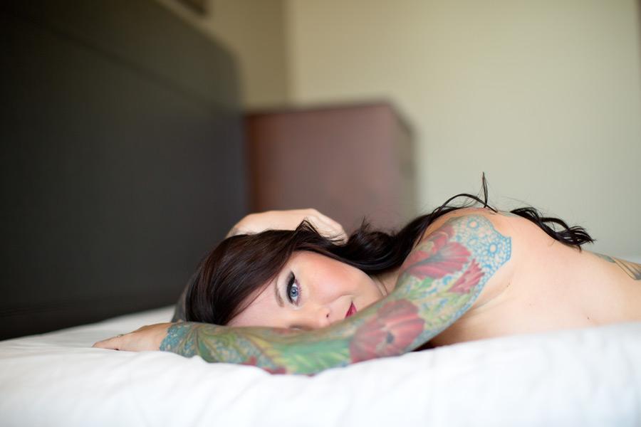 Boudoir Photography - Bend Oregon